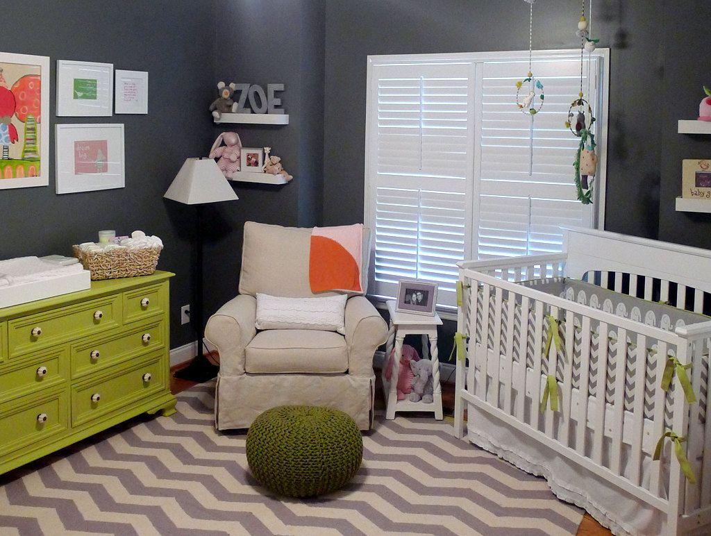 Custom Crib Baby Bedding YOU DESIGN - Mist Blue and Stormy Gray ...