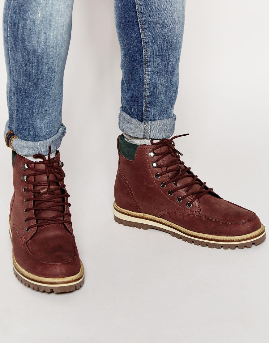 montbard Pinterest boots Leather Boyfriend Lacoste leather 08vn0