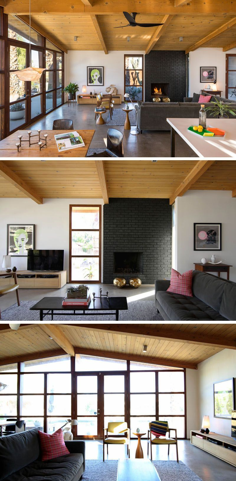 Interior Decorating Ideas For Living Room Drawing Room Setting Ideas Ideas For Living R Ranch House Remodel Mid Century Modern House Small Basement Remodel #small #ranch #living #room #ideas