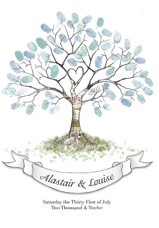 albero della vita sposi