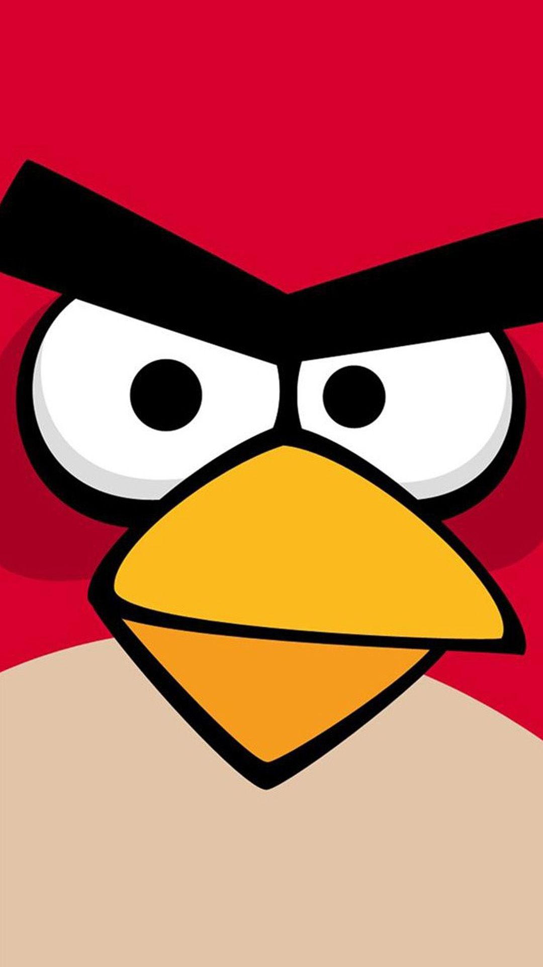 Angry Bird Game Background Iphone 6 Plus Wallpaper Iphone