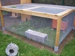 Bildergebnis Fur Kaninchen Auslauf Gehege Selber Bauen