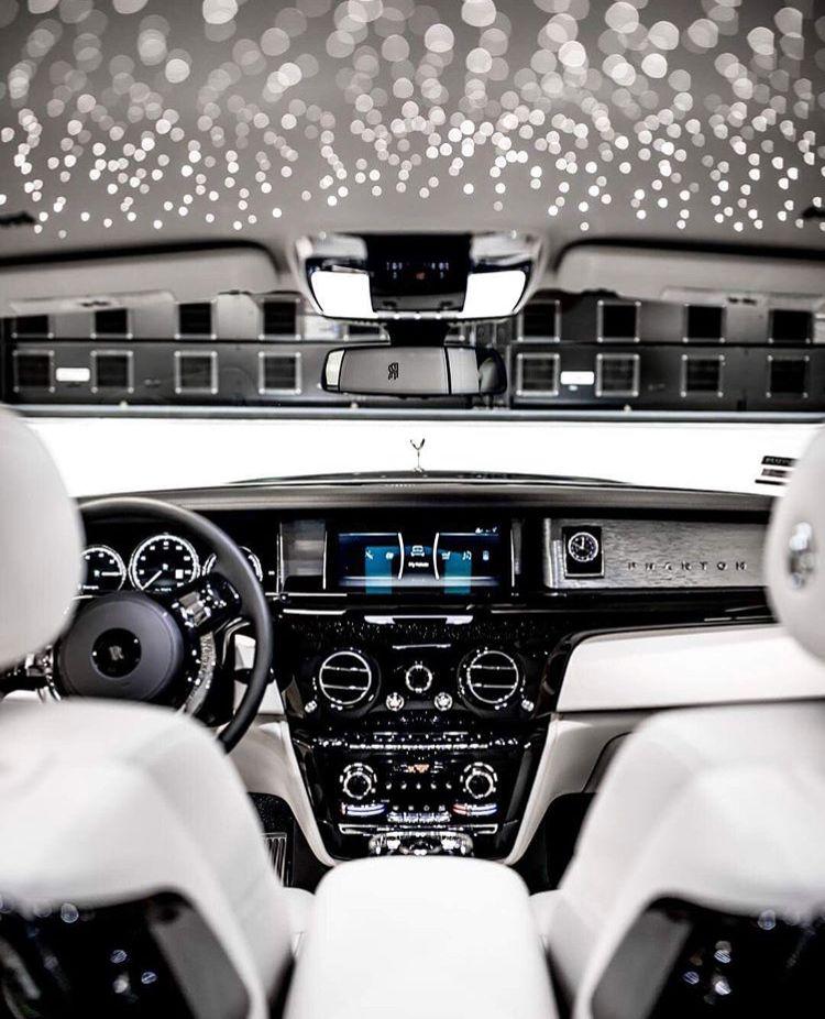 KingPinner BobbyGinnings Rolls royce interior, Luxury
