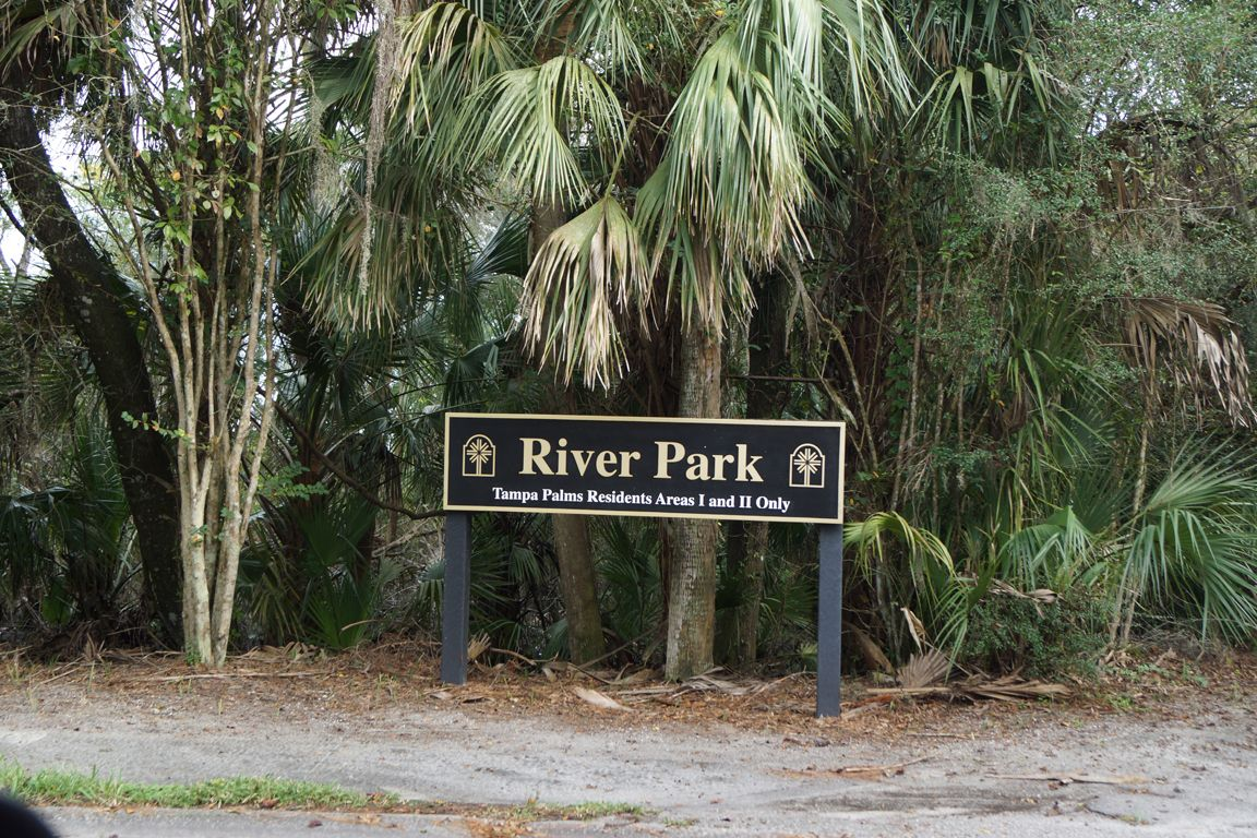 The community of Tampa Palms consists of 28 separate