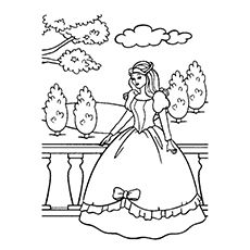 top 35 free printable princess coloring pages online in