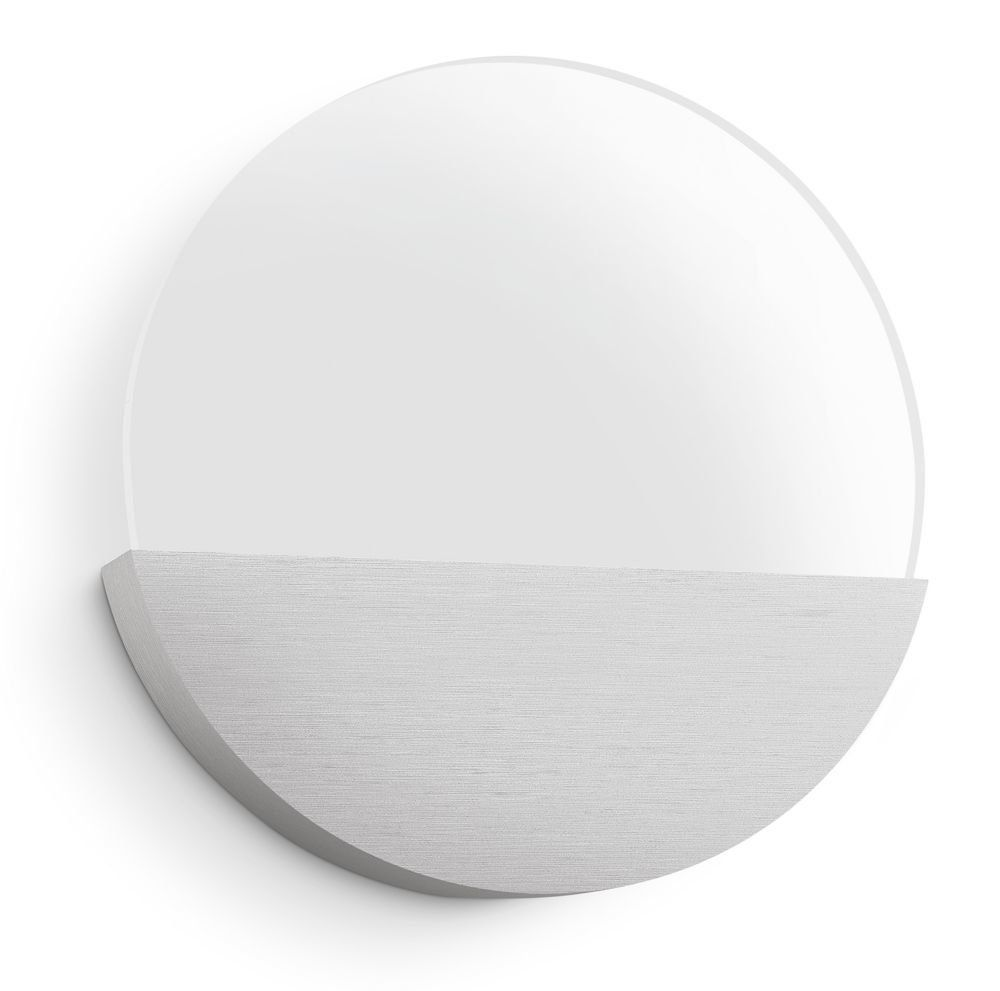 Philips MyLiving Countdown LED Wall Light Aluminium ... on Myliving Outdoors  id=52258