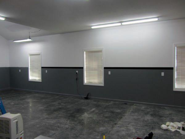 Garage Paint Colors, Interior Garage Paint