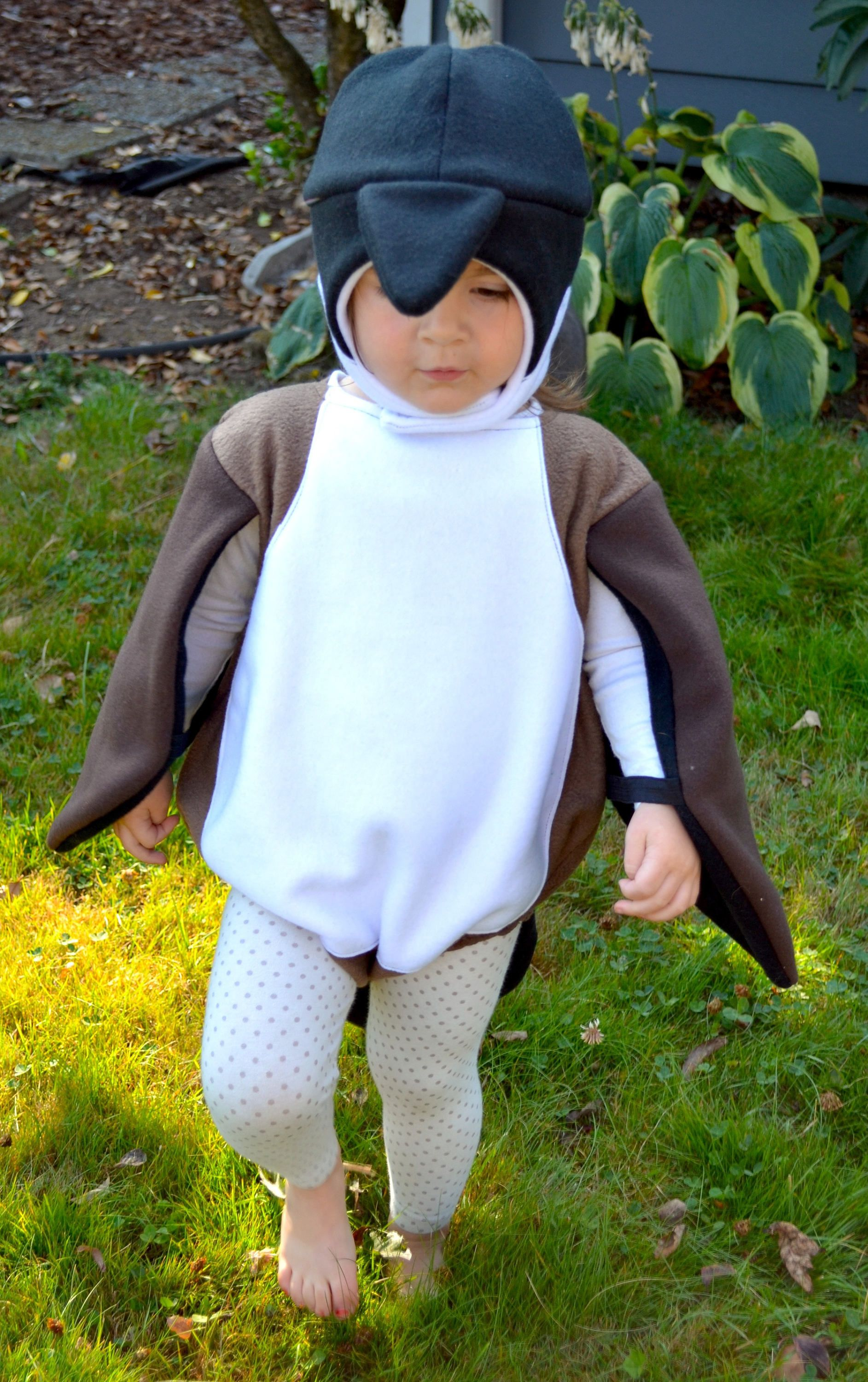 PREORDER Canadian goose halloween costume sizes NB
