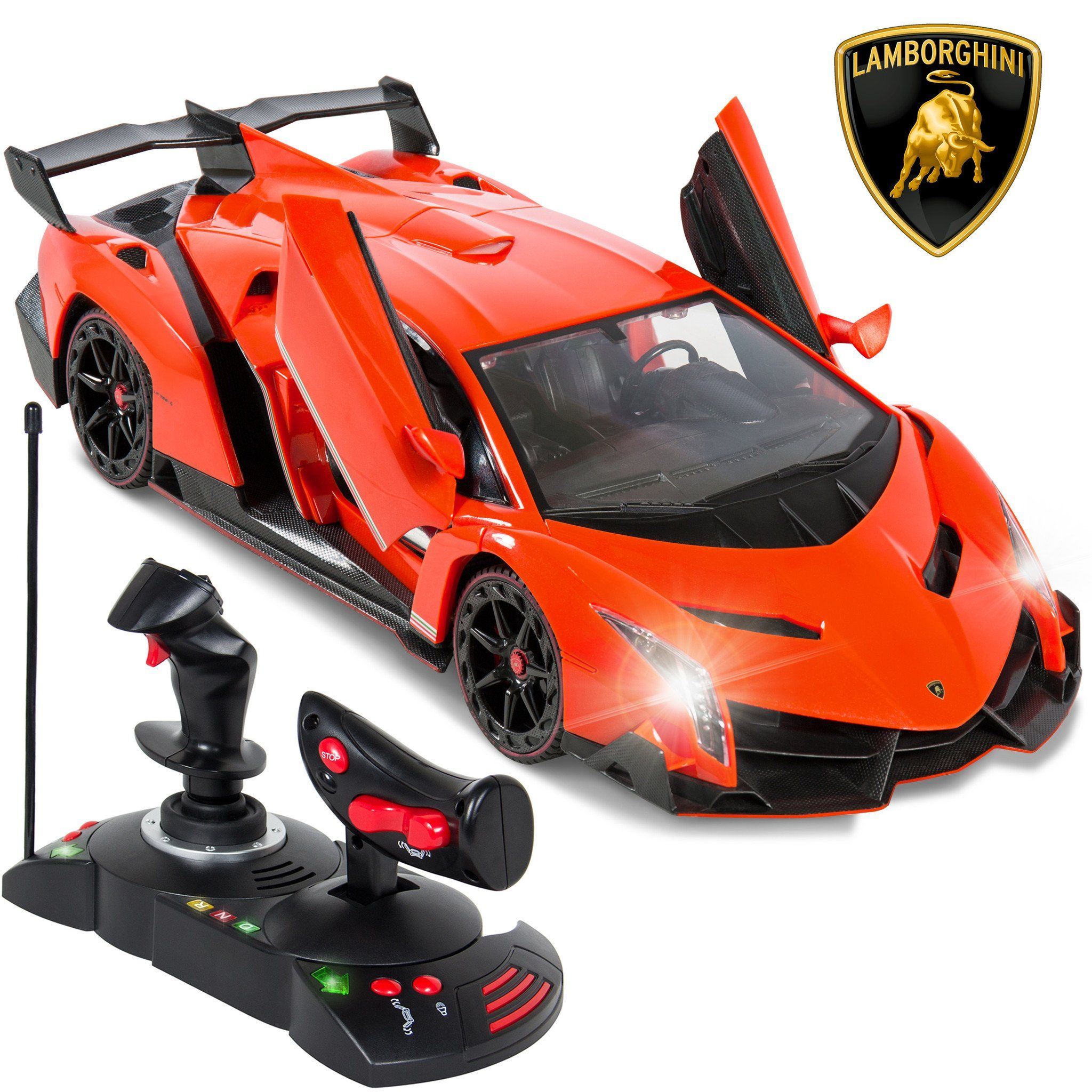 Introducing The Most Luxurious Rc Car On The Sidewalk Vroom Vroom Rc Cars For Sale Remote Control Cars Lamborghini Veneno