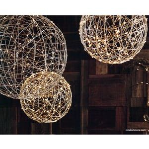 Roost Silverlight Spheres Chandelier Decor Modern
