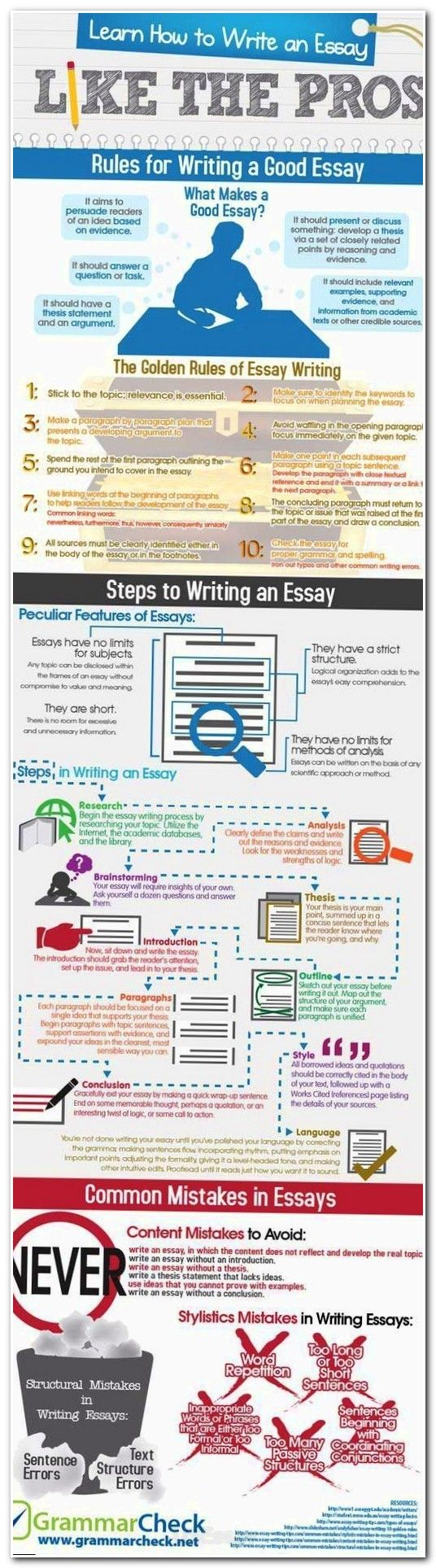 4 paragraph essay example