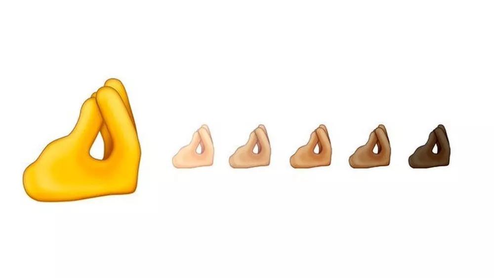 Emoji tem vários significados pelo mundo — Foto