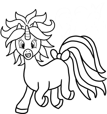 Cute Drawings No Colour Unicorn Coloring Pages Animal Coloring Pages Puppy Coloring Pages