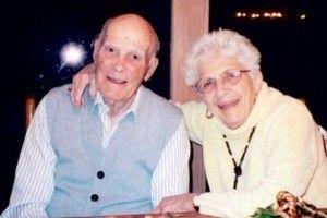 Couple Married for 73 Years Die 28 Hours Apart. Heartbreaking :( true love!