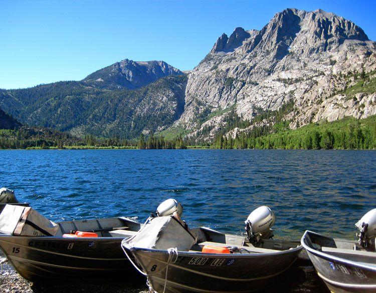 June lakesilver lake silver lake resort boat rental