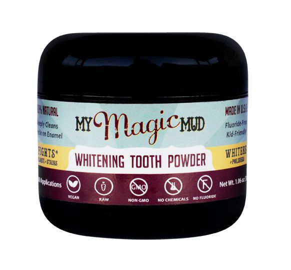 Magical Benefits Of Charcoal For Skin: Activated Charcoal Tooth Powder