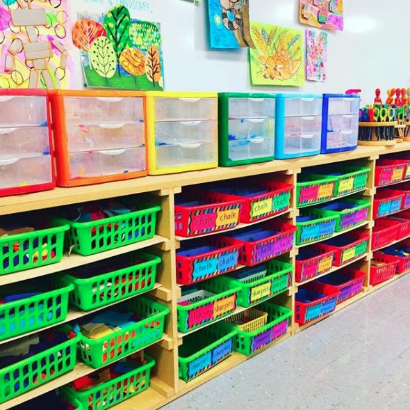 Cassie Stephens Art Classroom Organization Art Room Art Lessons Elementary
