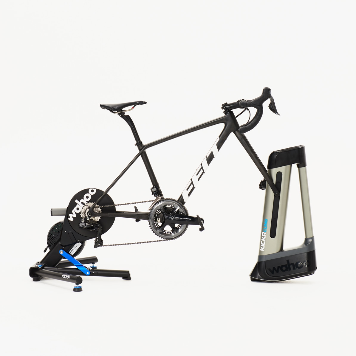 KICKR CLIMB Simulate Climbing in Zwift with Real Grade