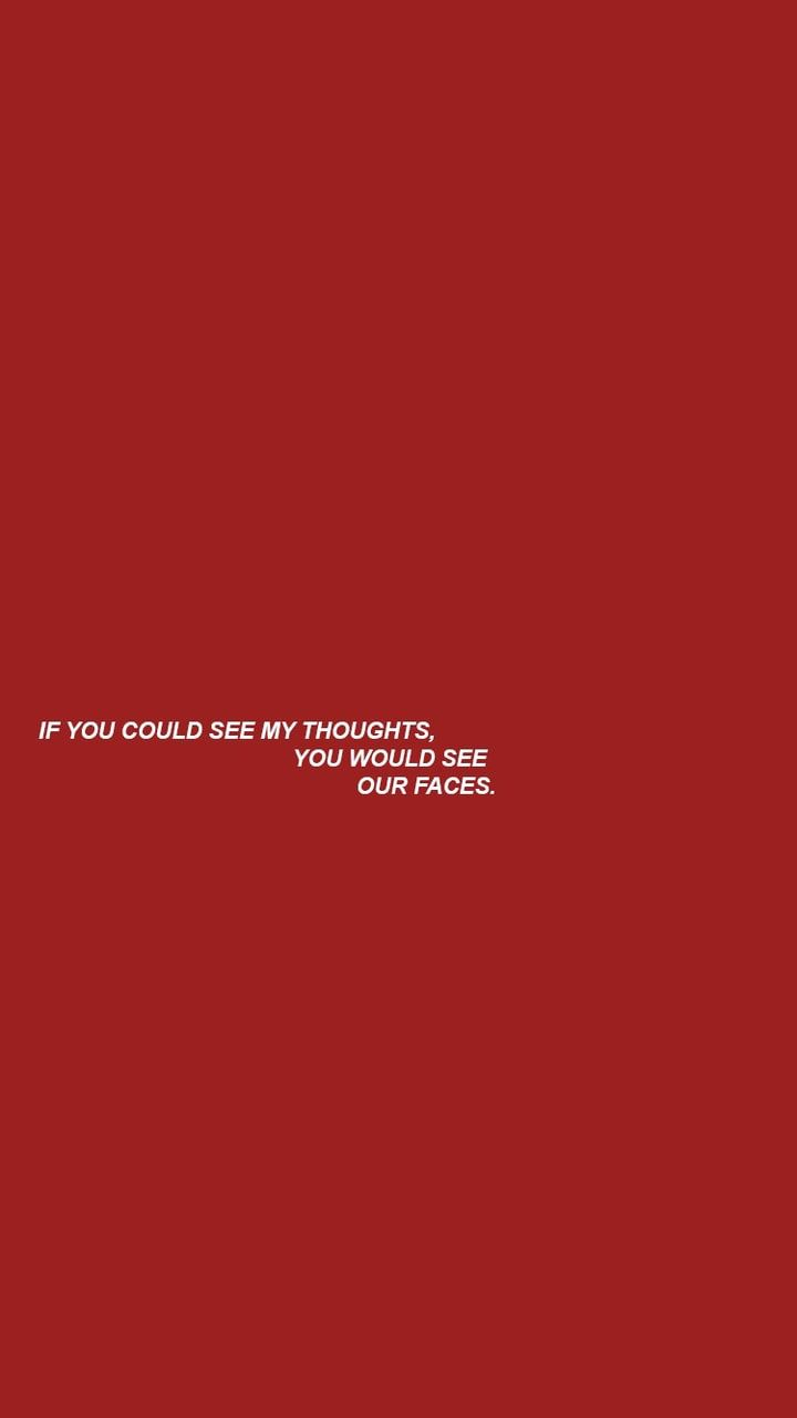 Pin by alfreddemussset on backgrounds  Red quotes, Quote