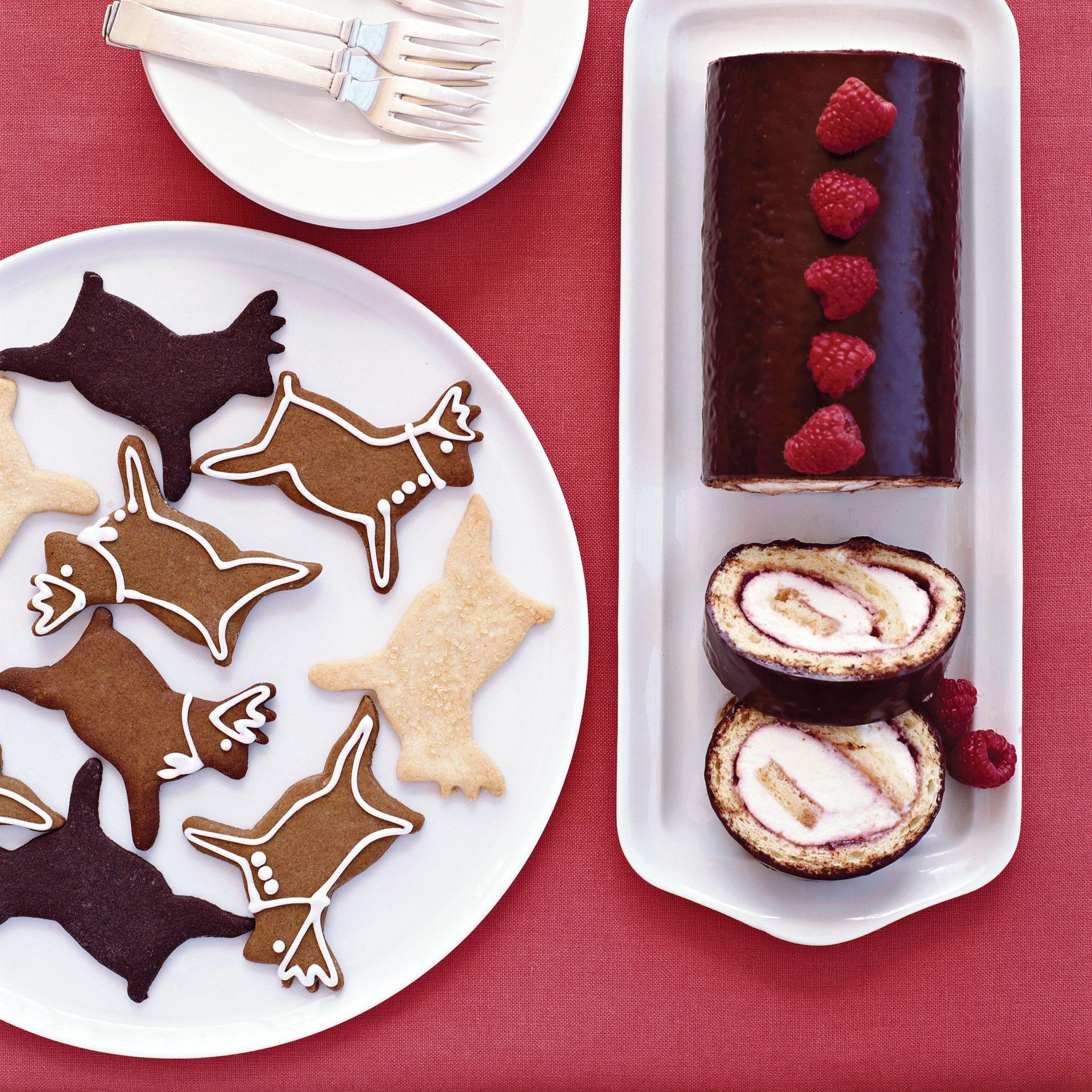 Chocolate Shortbread Cookies Recipe Recipe Gingerbread Cookies Chocolate Shortbread Cookies Cookie Recipes