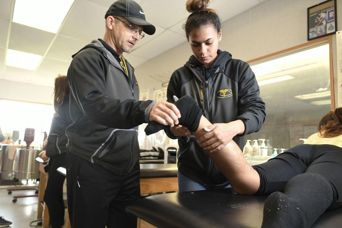 Teacher, trainer leads fastgrowing sports medicine