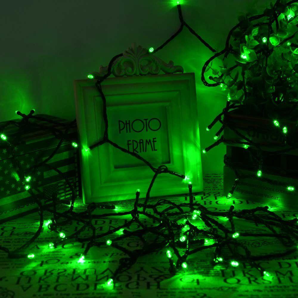 Qedertek 200 LED Solar String Lights, 72ft Fairy Decorative ...