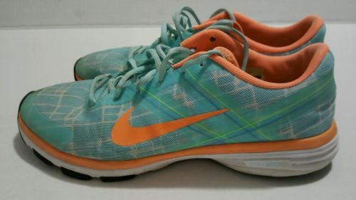 Nike Dual Fusion TR 2 Prt (631661-400)  Cross-Trainers size 10  https://t.co/s3BZBNPTF0 https://t.co/WUqOY1w3QN