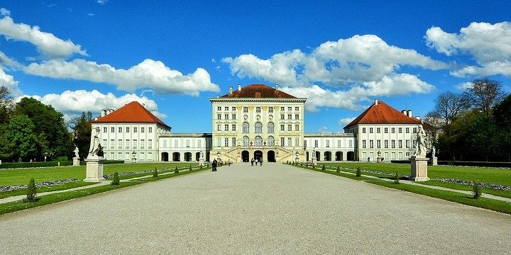 Nymphenburg Castle, Munich, Southern Germany, Germany, Europe