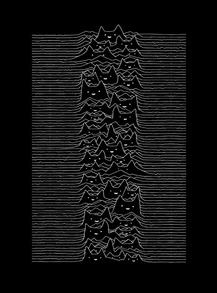 Joy Division Unknown Pleasures Art Print By Tobe Fonseca Worldwide