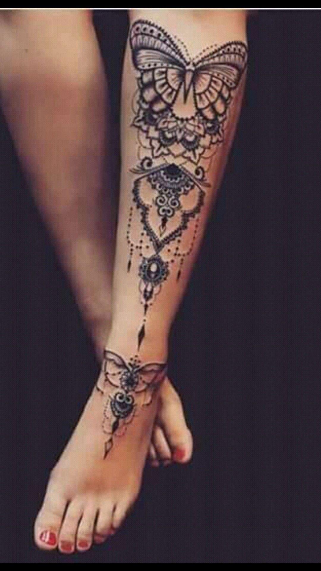 Pin by Jessica on Tattoo ideas Leg tattoos women, Shin