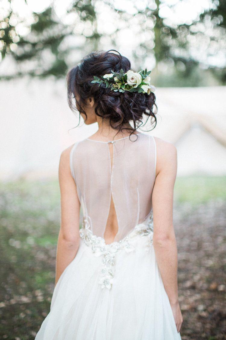 Picture Via Pinterest Wedding Guest Hairstyles Wedding Hair