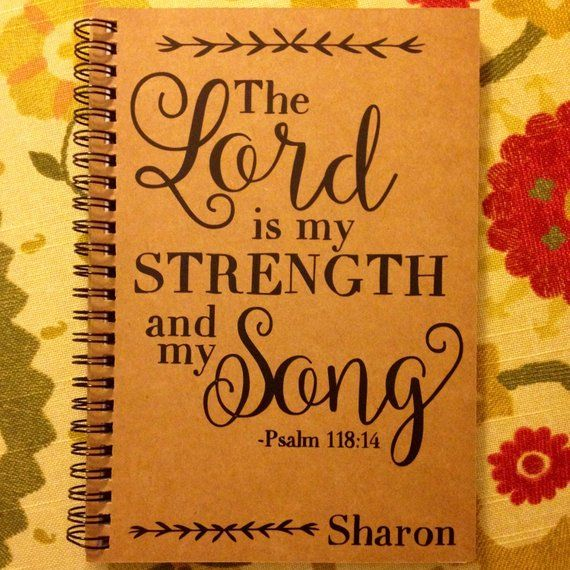 The Lord Is My Strength Psalm 118 14 Digital File Studio File Png And Pdf No Svg Lord Is My Strength Psalms Psalm 118 14