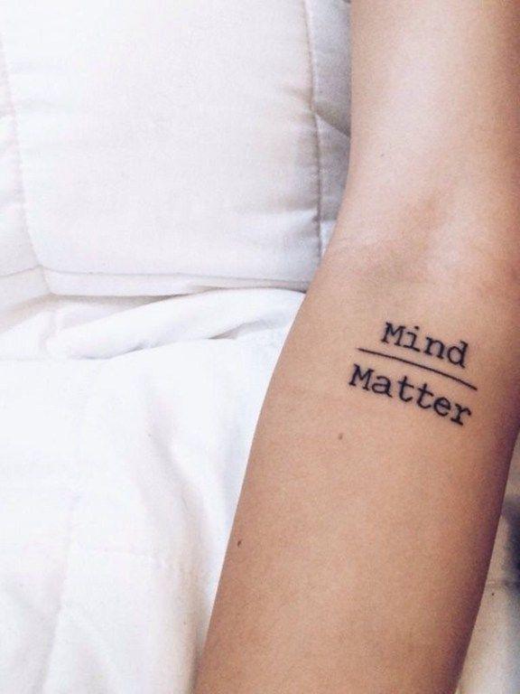 Photo of 40 idées de tatouage de citation simpliste – Artisanat plus lumineux