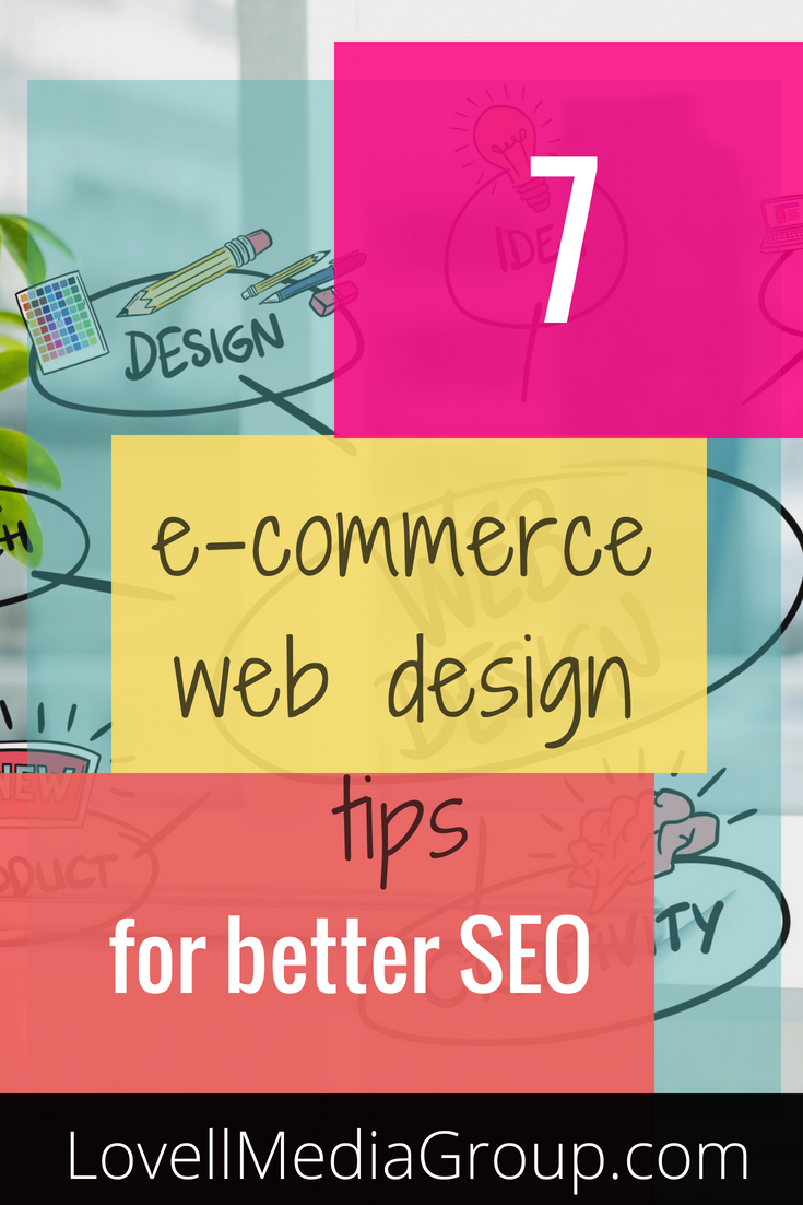 Ecommerce Web Design Tips For Improved Seo If You Are Looking For Tips On How Improve Your Ecommerce Web Design Ecommerce Website Inspiration Web Design Tips