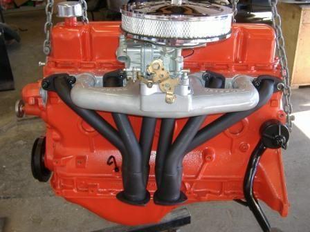 1965 chevrolet pickup inline 6 cylinder engine | 84 f100