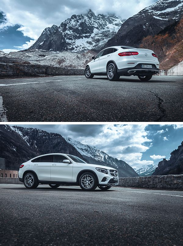 The New Glc Coupe Mercedes Benz Suv Benz Mercedes Benz