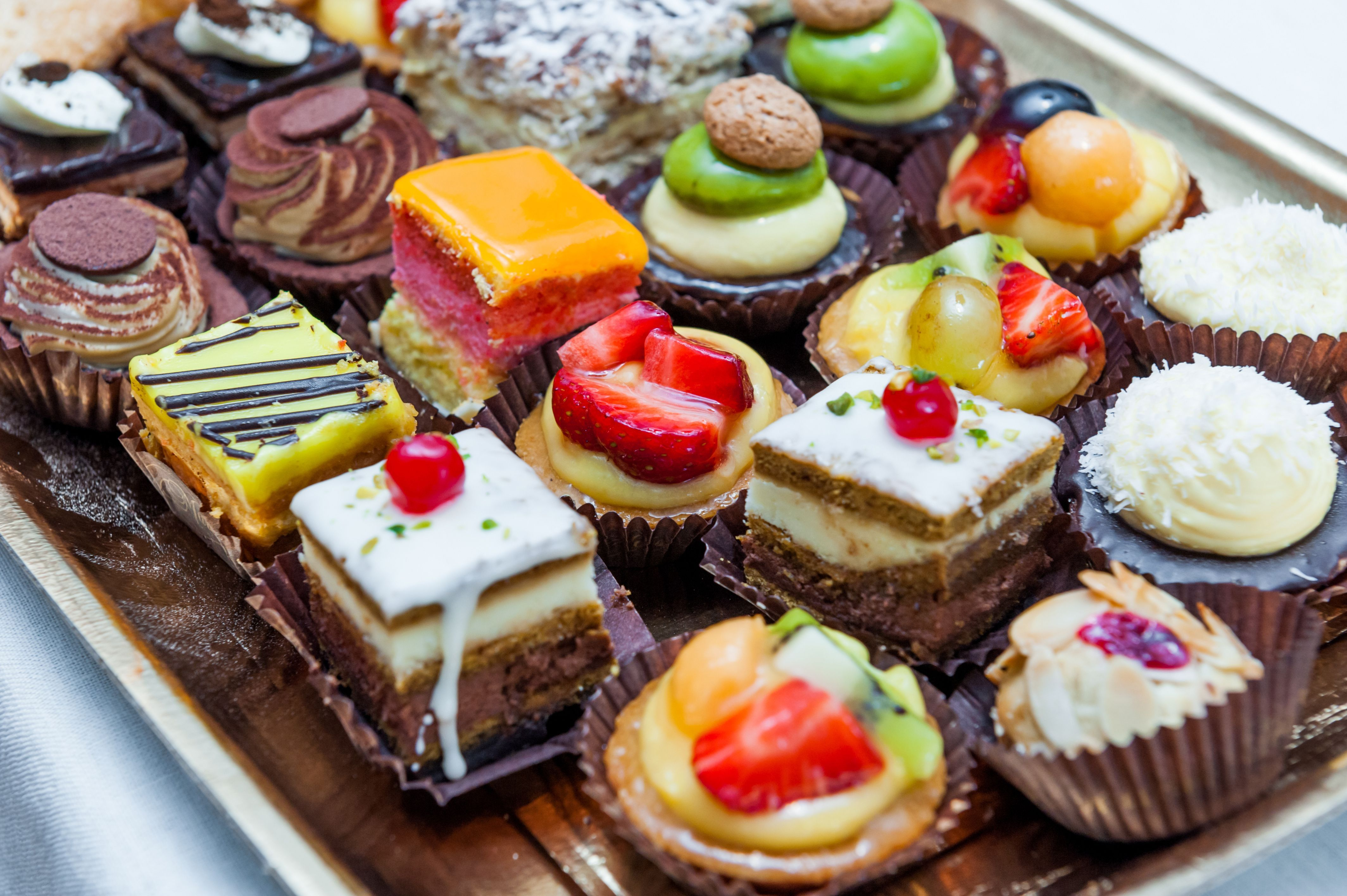 Food Network French Desserts