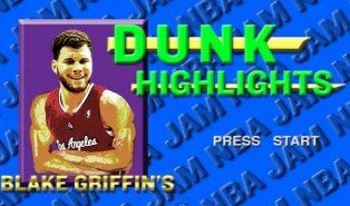 Boomshakalaka! Blake Griffin Mashed With NBA Jam Is YouTube