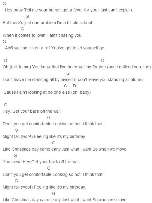 Little Mix - Move Chords Capo 1 | Sheet Music | Pinterest | Guitars ...