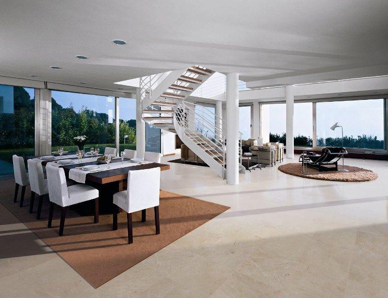 Msi Photo Gallery Flooring Inspiration Contemporary Dining Room Flooring