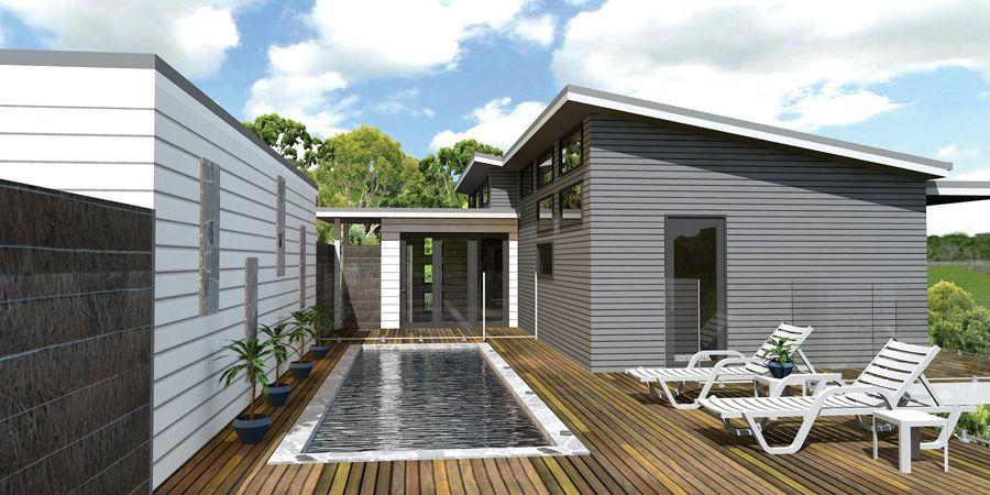 Beach Style Homes Australia. houseplans easy light and comfortable ...