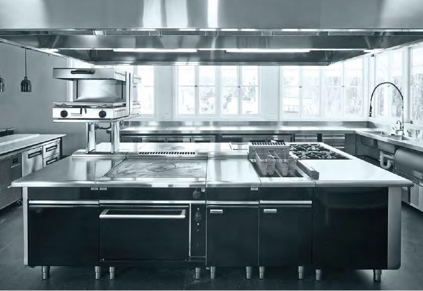 Commercial Kitchen Design Australia in Brisbane Qld 4000 ...