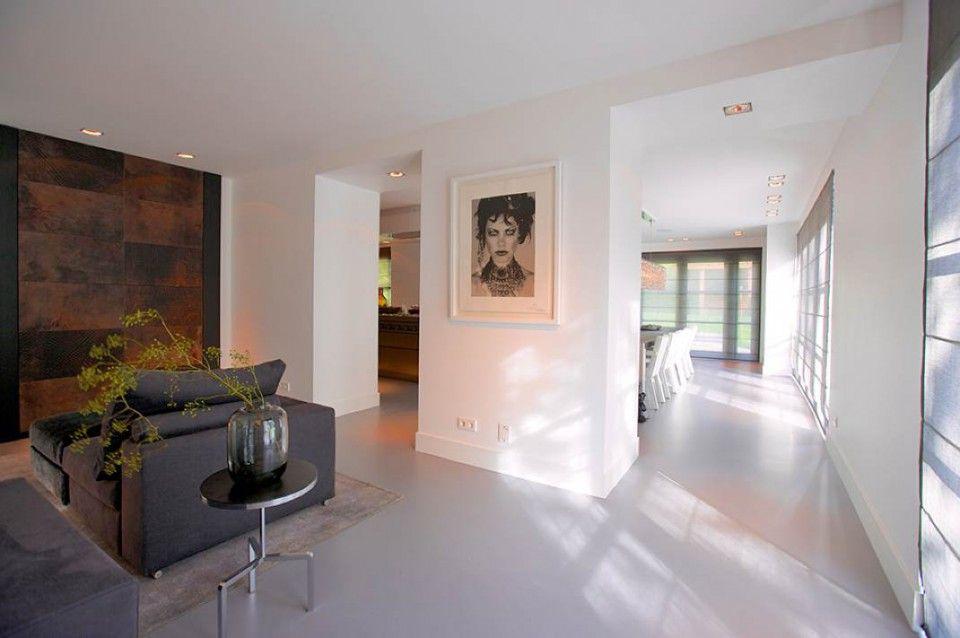 Designa interieur architectuur verbouwing villa hilversum