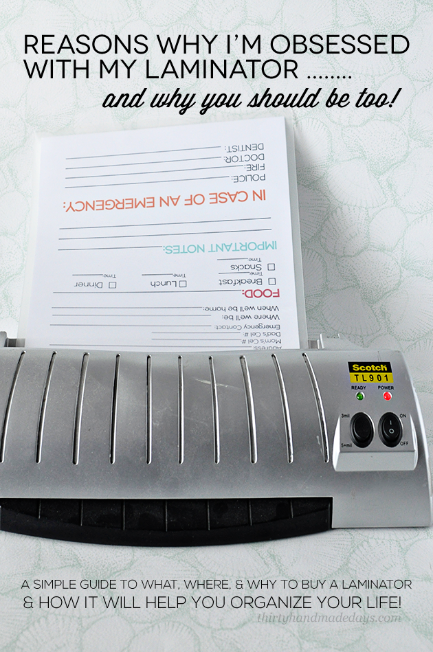 Reasons Why I M Obsessed With My Lamination Machine Laminators Organization Organization Hacks