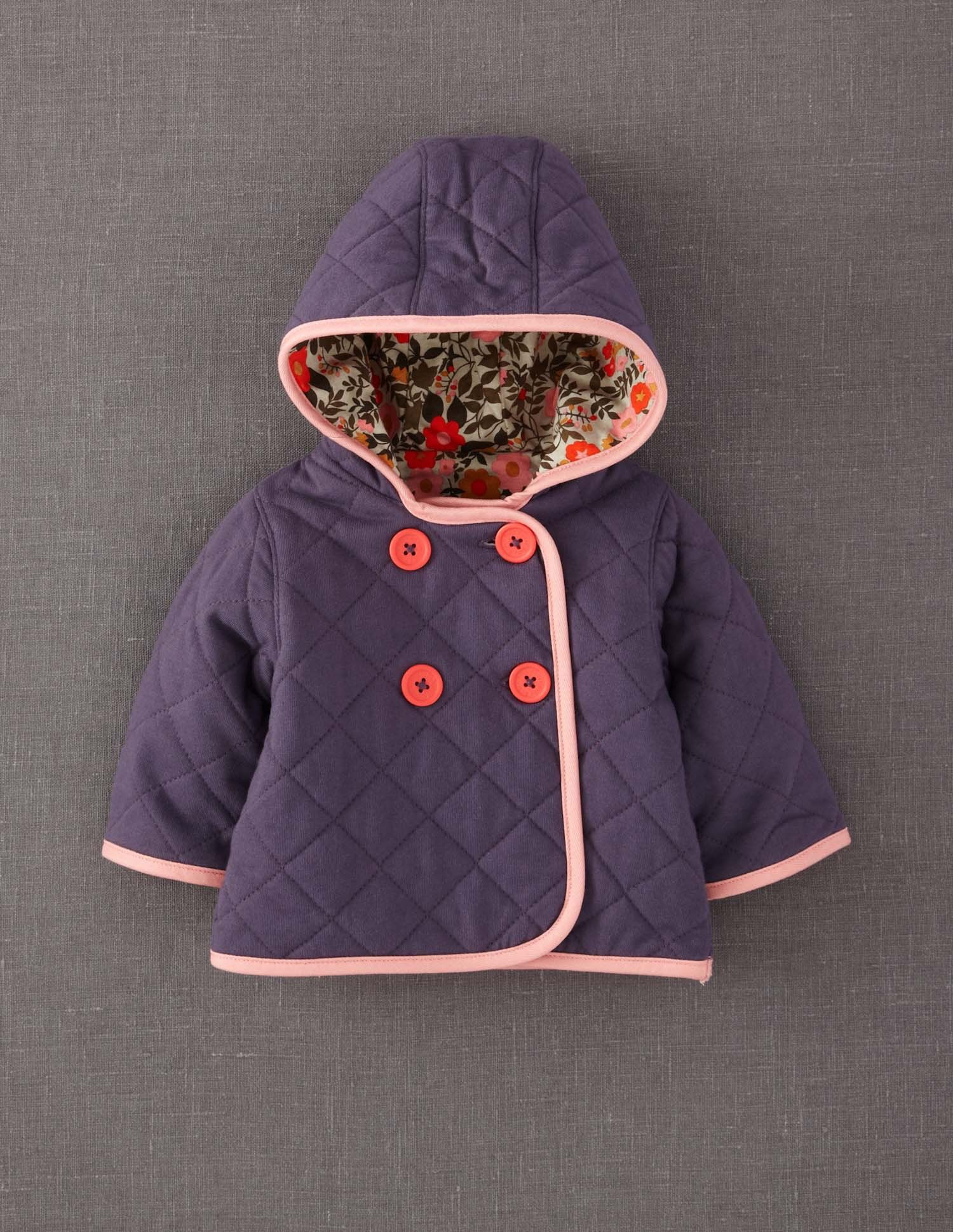 Quilted jacket from Mini Boden