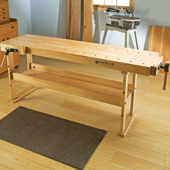 Beech Wood Workbenches   Wooden bench plans, Woodworking ...