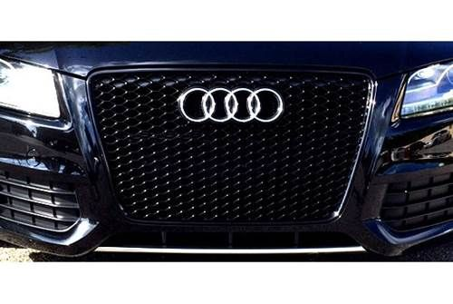 Rs5 Style Front Black Honeycomb Grill Fit For Audi A5 S5 Audi A5 Audi Style