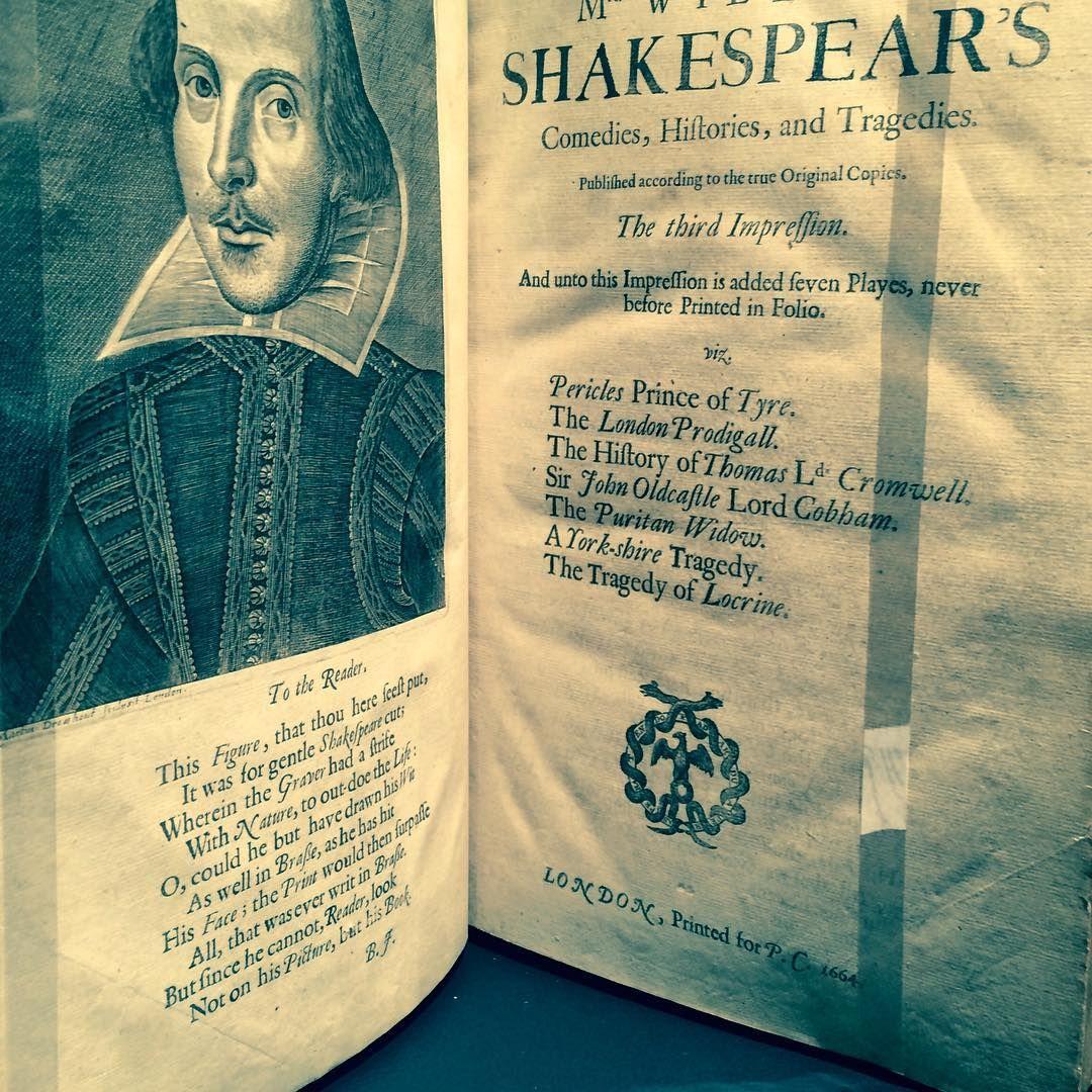 Dating shakespeare