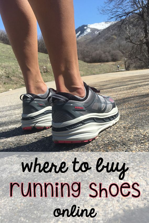 Where to Buy Running Shoes Online + Road Runner Sports VIP