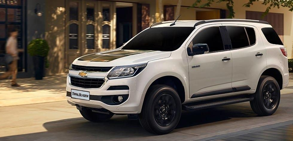 Buy Chevrolet Trailblazer Reservation Fee Online At Lazada Philippines Discount Prices And Promotional Sale On A Chevrolet Trailblazer Chevrolet Trailblazer